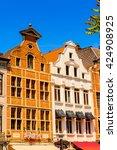 brussels  belgium   june 4 ...   Shutterstock . vector #424908925