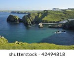 Mullion Cove And Harbour Viewe...