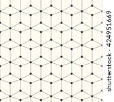 geometric pattern   seamless.... | Shutterstock . vector #424951669