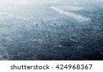 aerial view of berlin  germany  ... | Shutterstock . vector #424968367