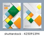cover design   vector... | Shutterstock .eps vector #425091394