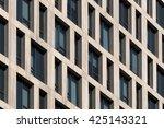 abstract architecture   facade | Shutterstock . vector #425143321