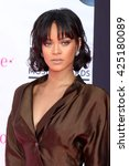 las vegas   may 22   rihanna at ... | Shutterstock . vector #425180089