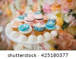 cake decorating | Shutterstock . vector #425180377