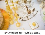 cake decorating | Shutterstock . vector #425181067