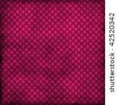 Pink Distressed Polka Dot...