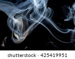 abstract smoke | Shutterstock . vector #425419951