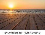 Lower Deck Of Diving Boat At...
