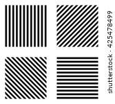 striped square   horizontal ...   Shutterstock .eps vector #425478499