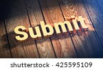 "the word ""submit"" is lined with ... 