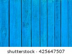 blue wood background | Shutterstock . vector #425647507