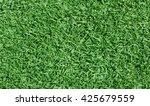 football field green grass... | Shutterstock . vector #425679559