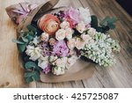 Beautiful Flower Bouquet Of...
