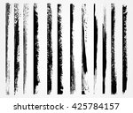 vector grunge edges.grunge... | Shutterstock .eps vector #425784157