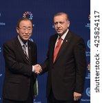 Turkish President Recep Tayyip...