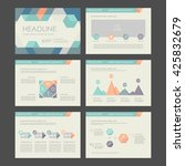 infographic elements for... | Shutterstock .eps vector #425832679