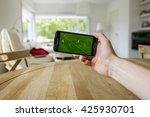 lendelede  belgium   may 24th... | Shutterstock . vector #425930701