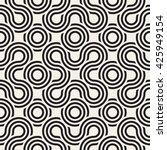 vector seamless pattern....   Shutterstock .eps vector #425949154