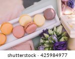 confectionery and pastry as a...   Shutterstock . vector #425984977