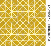 mosaic geometric pattern.... | Shutterstock .eps vector #426001405