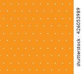 Polka Dot Seamless Pattern. Do...