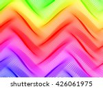 raster version of abstract... | Shutterstock . vector #426061975