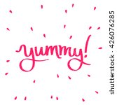"quote ""yummy"". the trend... 