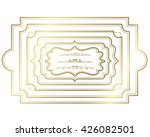 frame set vector | Shutterstock .eps vector #426082501