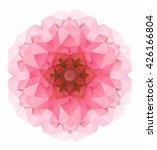 vector triangle pattern...   Shutterstock .eps vector #426166804