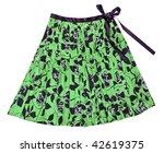 green skirt   Shutterstock . vector #42619375