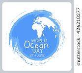 vector illustration of world... | Shutterstock .eps vector #426210277