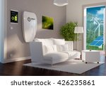 3d rendering of modern house... | Shutterstock . vector #426235861