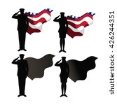 Military Super Heroes...
