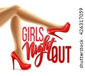 Girl Night Out Party Design....