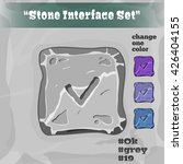 stone user interface element 19....