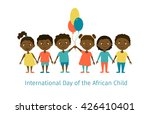 international day of the... | Shutterstock .eps vector #426410401