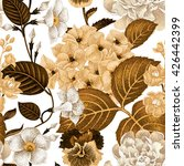 Garden Hydrangea Flowers ...