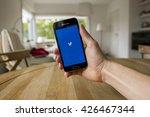 lendelede  belgium   may 24th... | Shutterstock . vector #426467344
