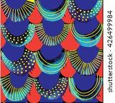 ethnic seamless pattern ....   Shutterstock .eps vector #426499984
