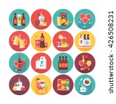 drink and beverage icon... | Shutterstock .eps vector #426508231