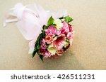 bride bouquet | Shutterstock . vector #426511231