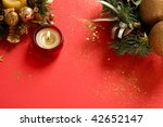 christmas decorations.... | Shutterstock . vector #42652147