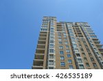 condo buildings in montreal | Shutterstock . vector #426535189