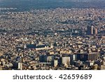 panorama of damascus from... | Shutterstock . vector #42659689