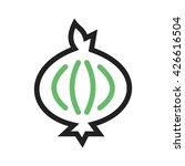 onion | Shutterstock .eps vector #426616504