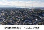 queen anne hill neighborhood ... | Shutterstock . vector #426636955