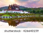 royal park rajapruek  chiang... | Shutterstock . vector #426640159