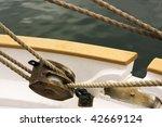ship pulley | Shutterstock . vector #42669124