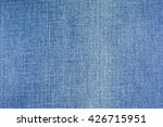Blue Jeans Pattern Texture And...