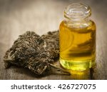 medicinal cannabis with extract ... | Shutterstock . vector #426727075